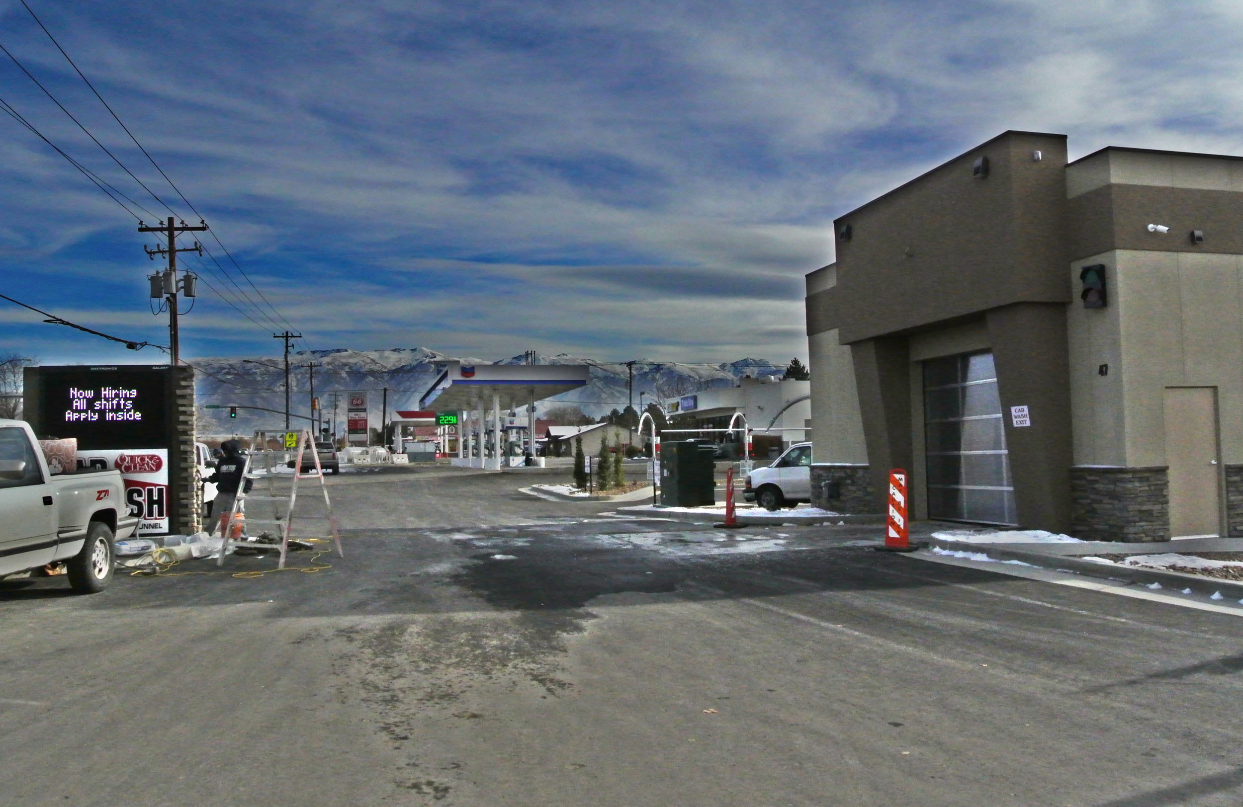 Ogden Utah Washlink Systems News
