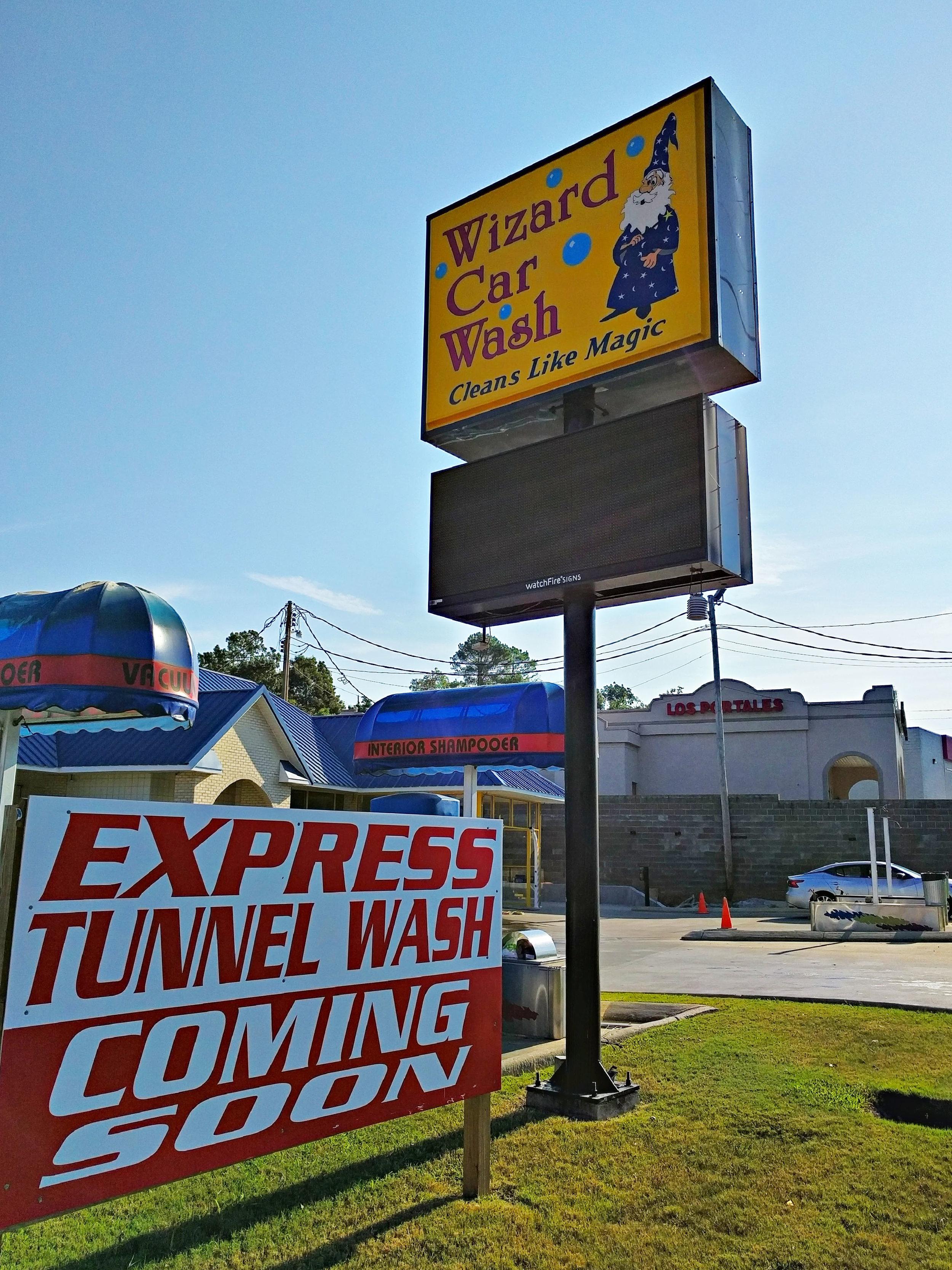 Wizard Car Wash