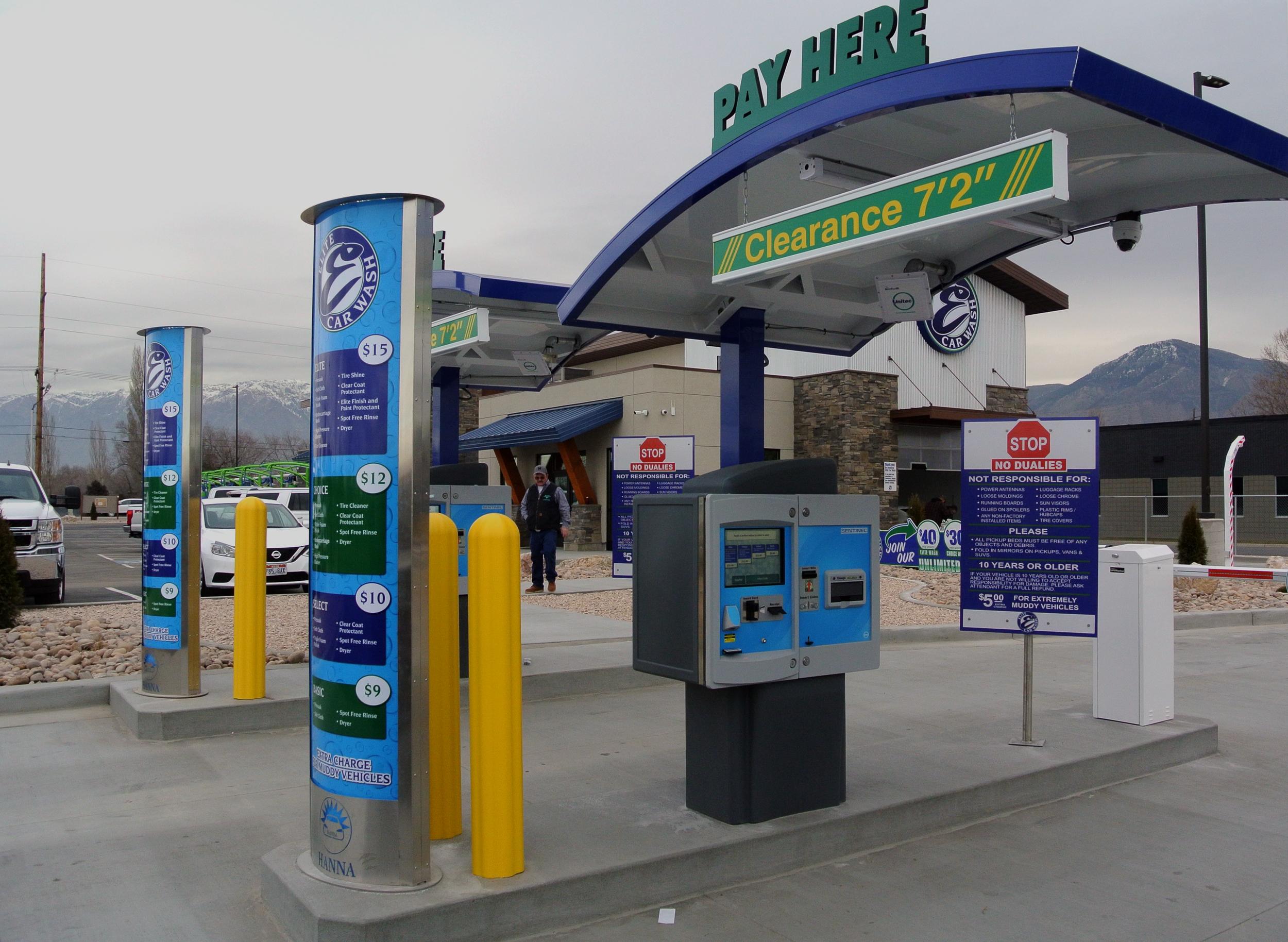 Unitec Pay Stations