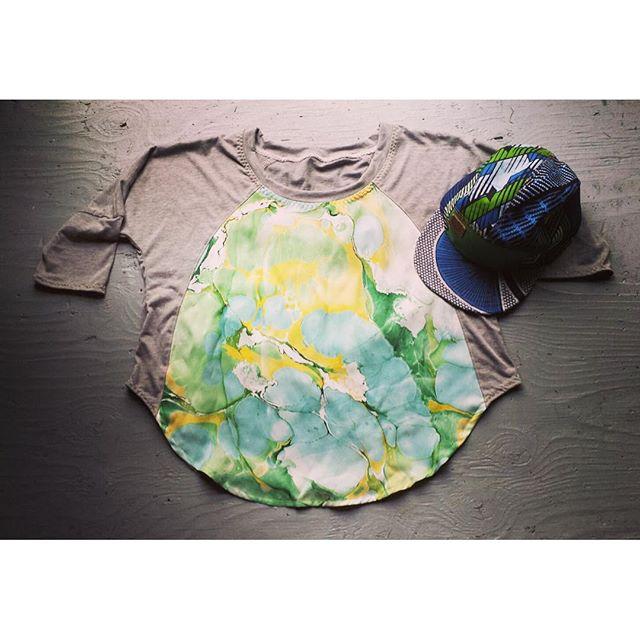 Marbled Silk Top - VIVA BRASIL.jpg