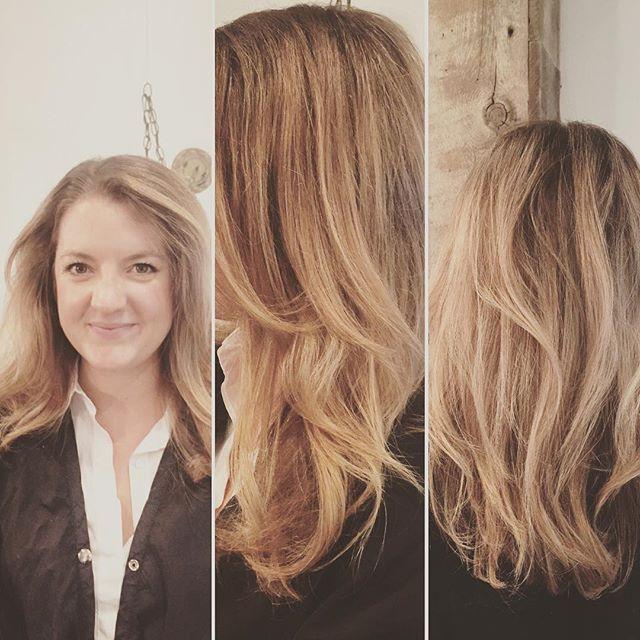 #kristianatwigs #solaris #hairpainting #schwarzkopf #blonde #twigsnyc