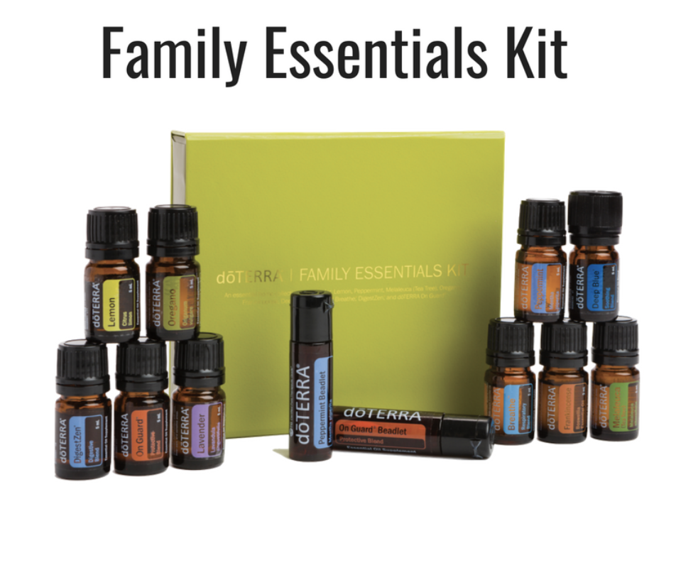 Wholesale: $185 CAD/$150 USD  5mL Bottles: Lavender, Lemon, Peppermint, Melaleuca, Oregano, Frankincense, Deep Blue, Breathe, DigestZen, On Guard  Also includes: 2 x Peppermint Beadlets, Essentials Booklet