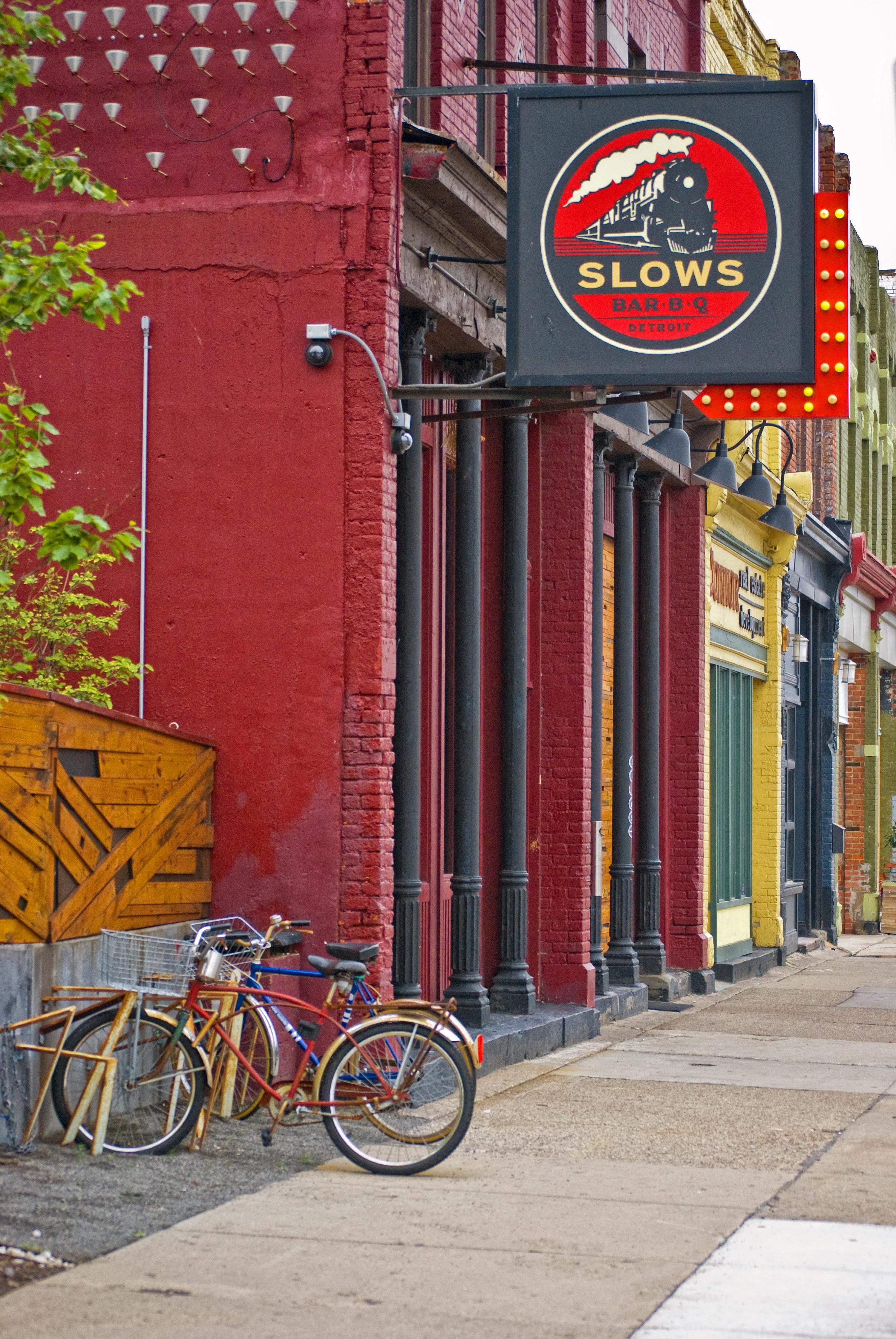 Slows BBQ Detroit