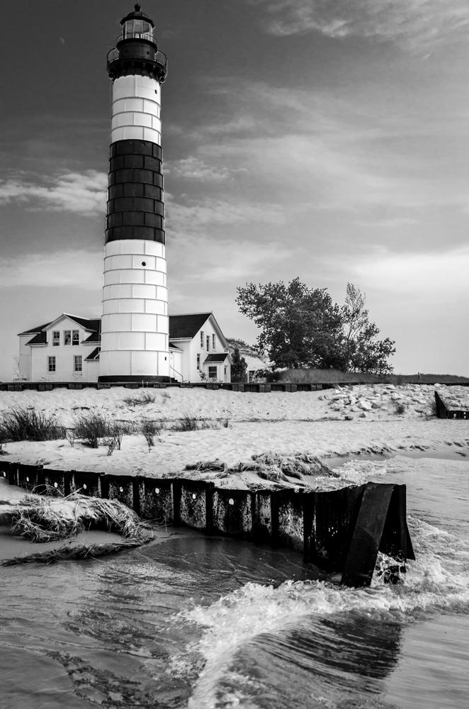 Big Sable Lighthouse Michigan