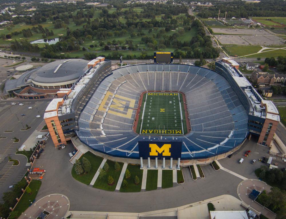 The Big House Ann Arbor