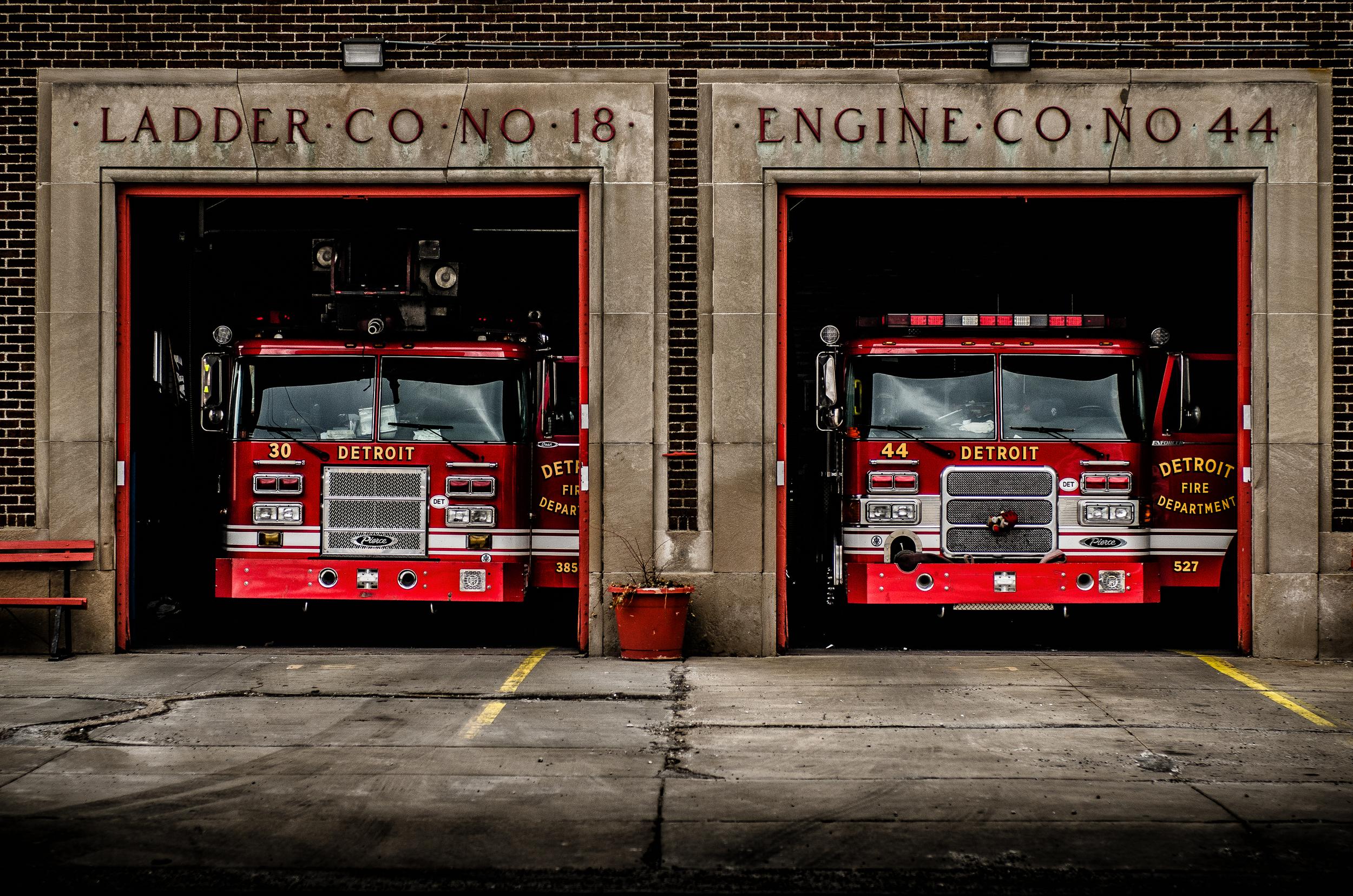 Detroit Firehouse Ladder Co