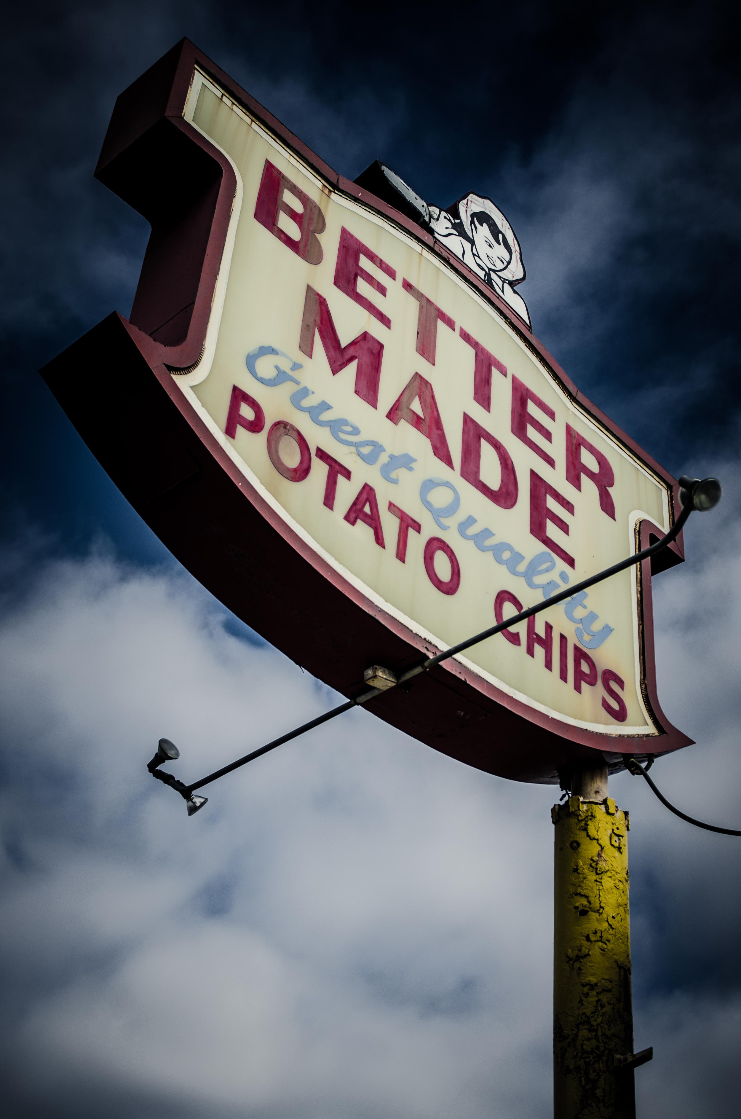 Better Made Potato Chips Detroit