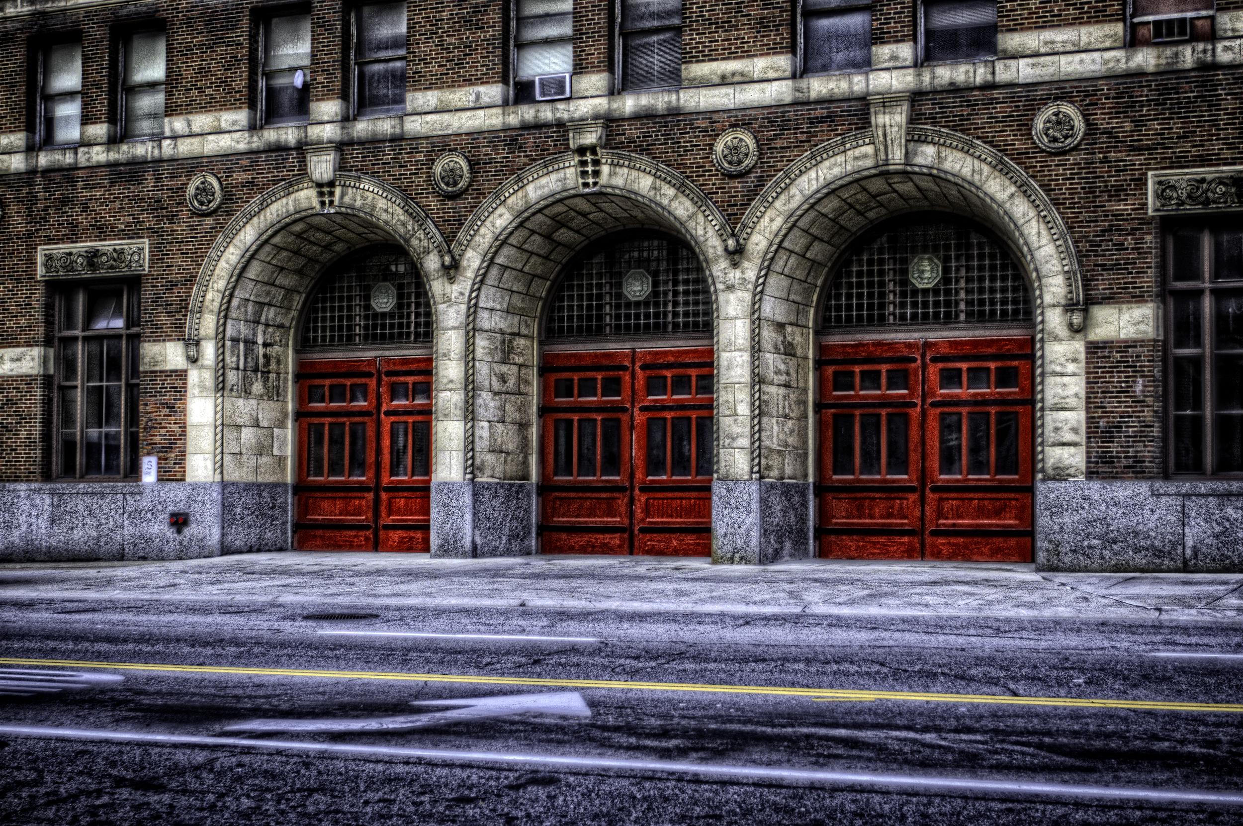 Detroit Fire Station