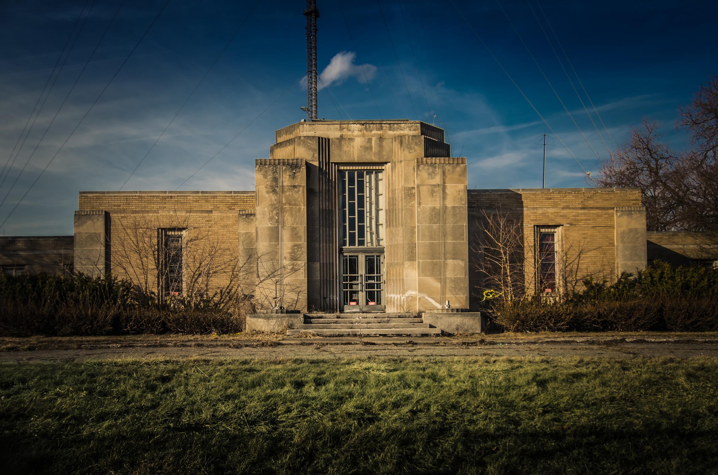 WWJ Broadcast Building