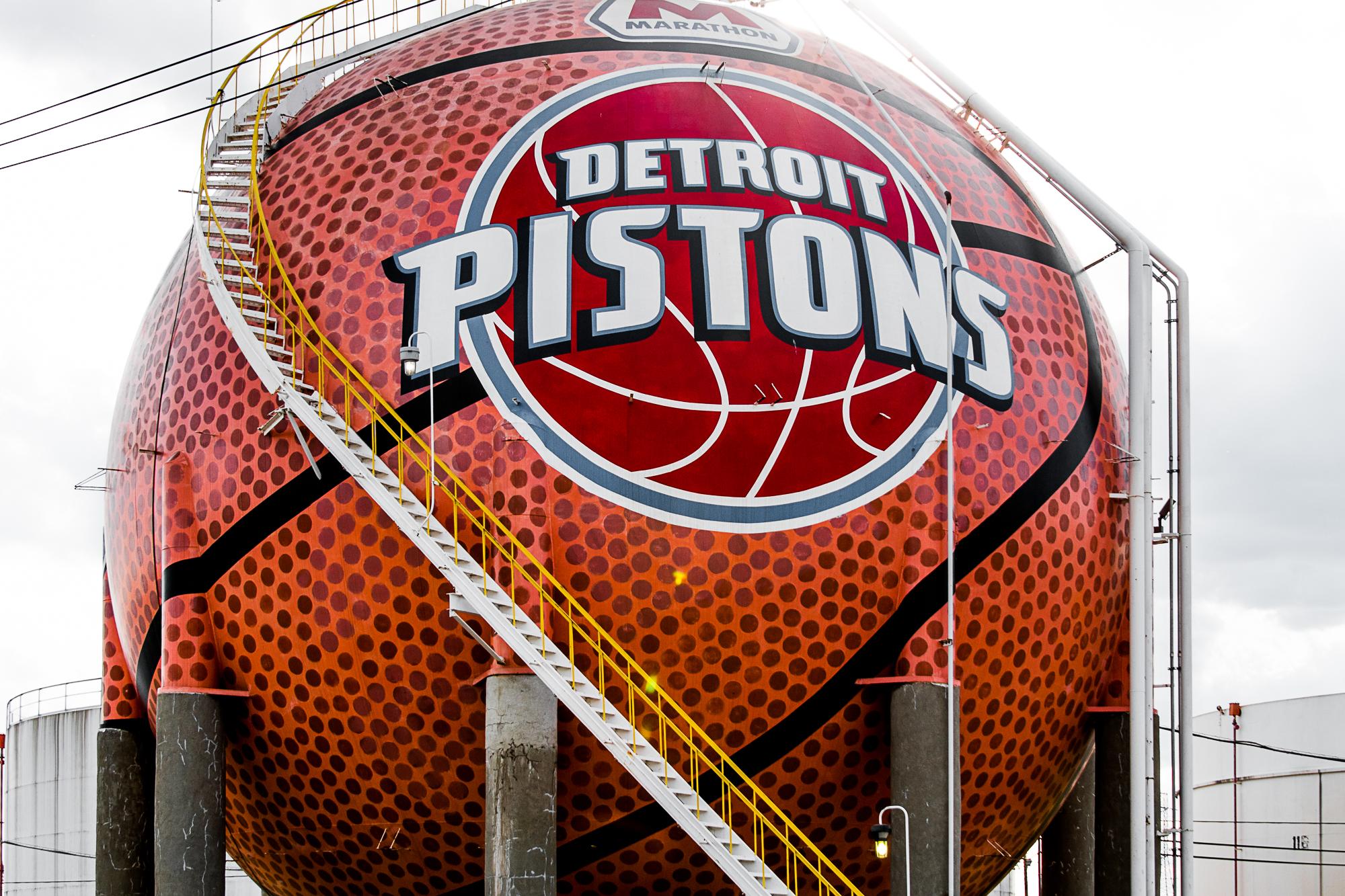 Marathon Refinery Basketball