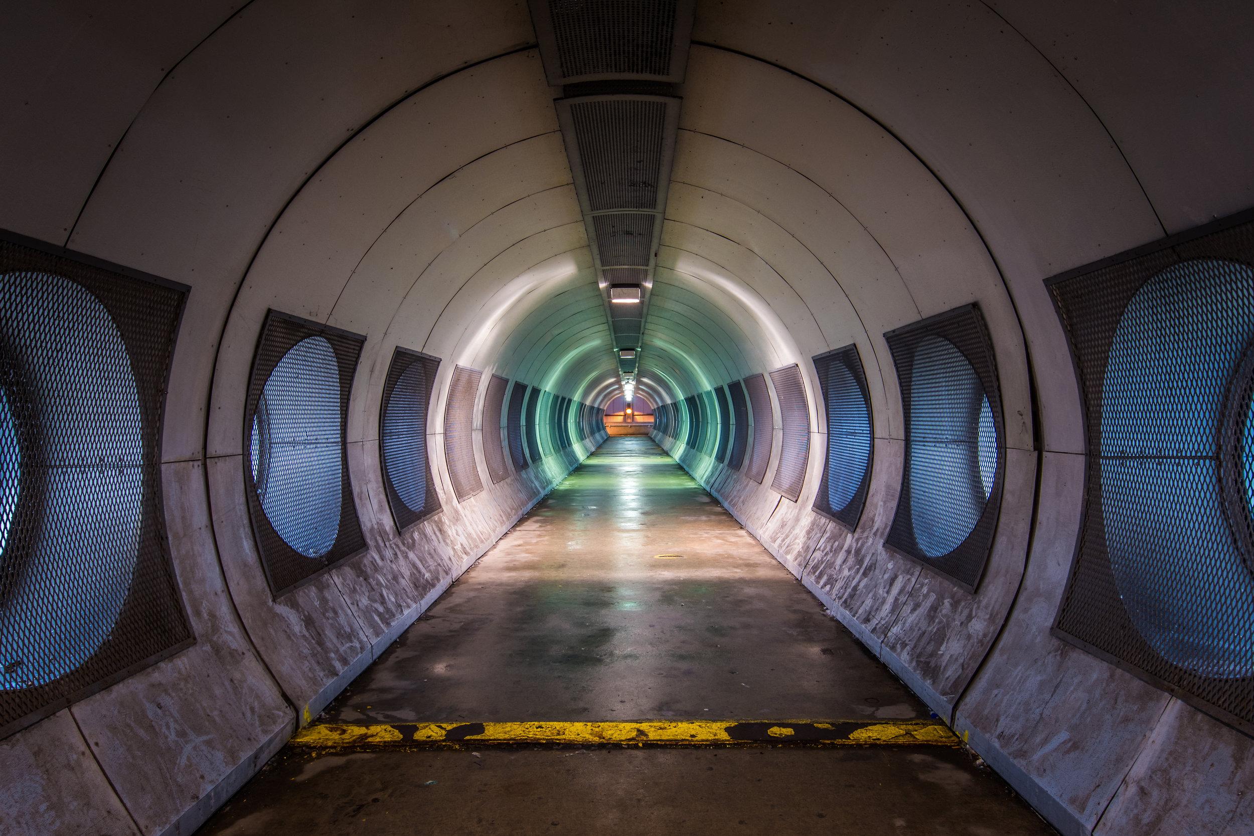JLA Hallway