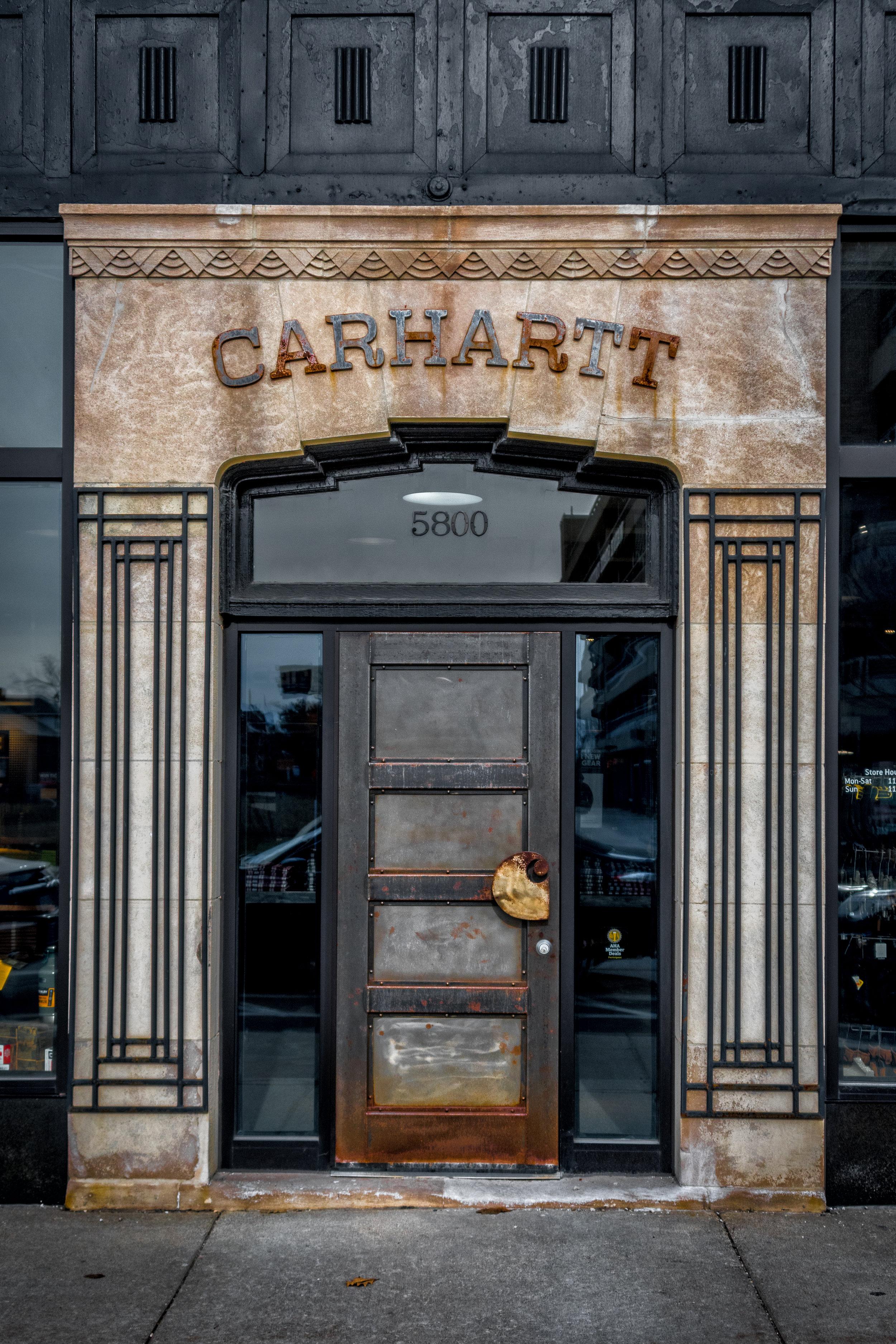 Carhartt store