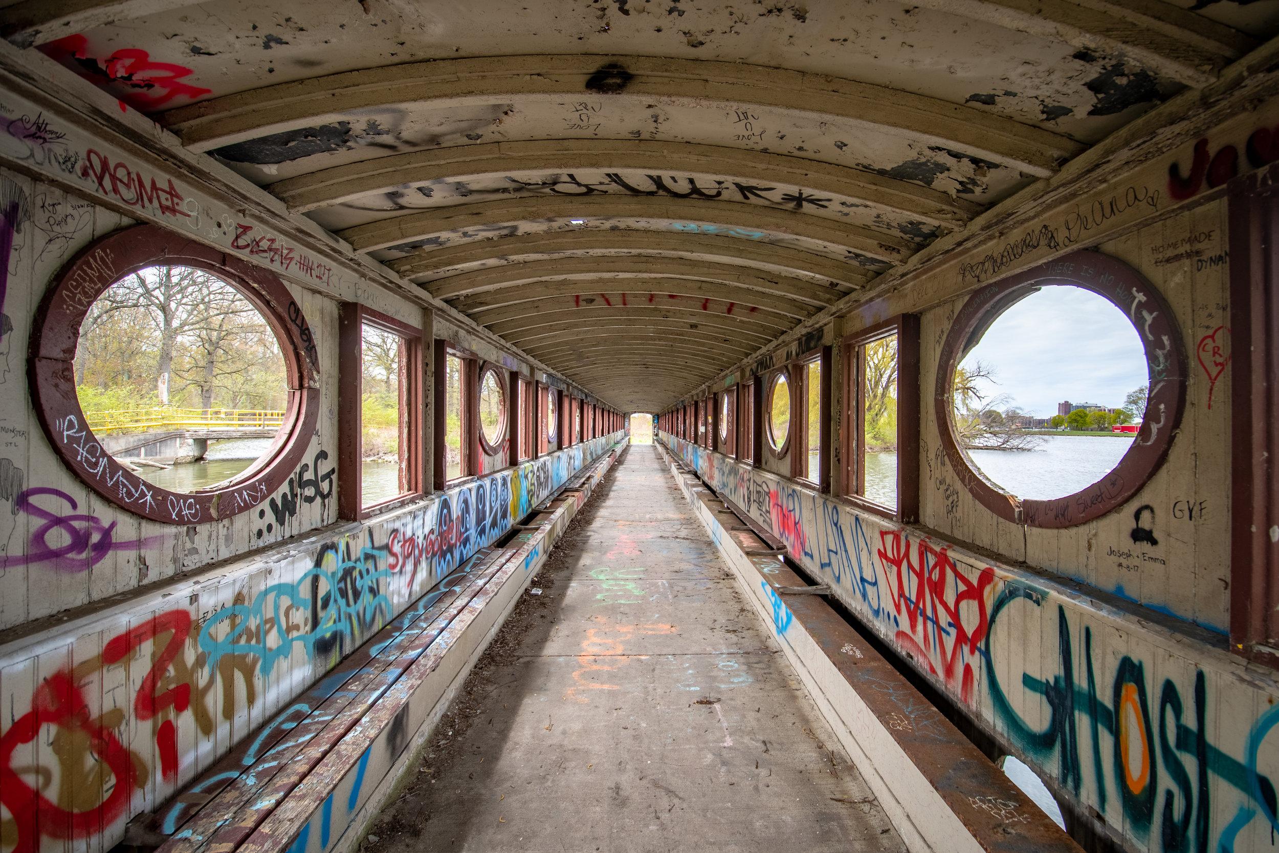 Belle Isle tunnel