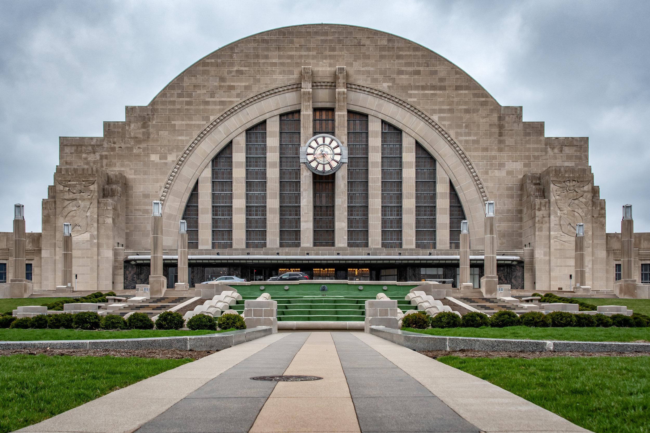 Union Terminal in Cincinnati