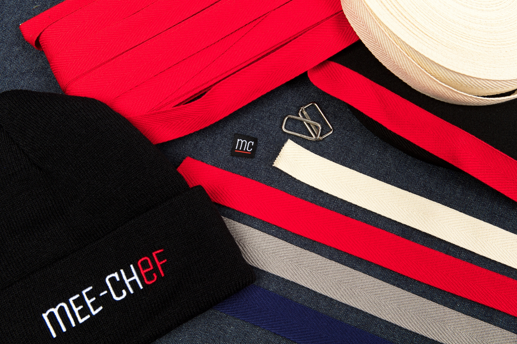 MEE-CHef Commitment:   Anything from different coloured tapes to a unique buckle you're dying to have!  MEE-CHef will do its best to go the extra mile!  We try to do the best we can do, so you can look the best doing what you love to do.        - Team MEE-CHef