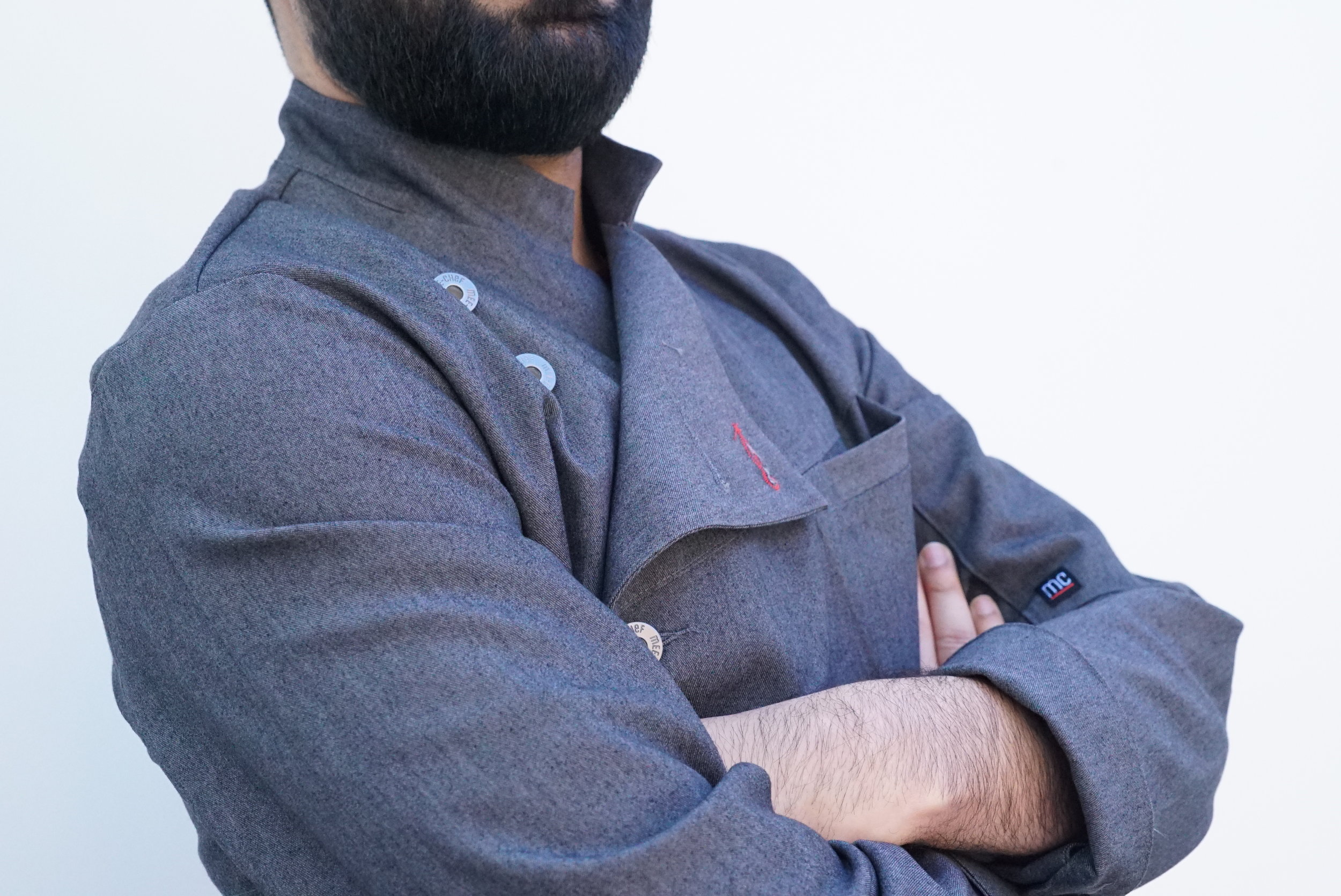 CLAREMONT Jacket - Innovative design, Enhanced fabrics.It's time for a change.