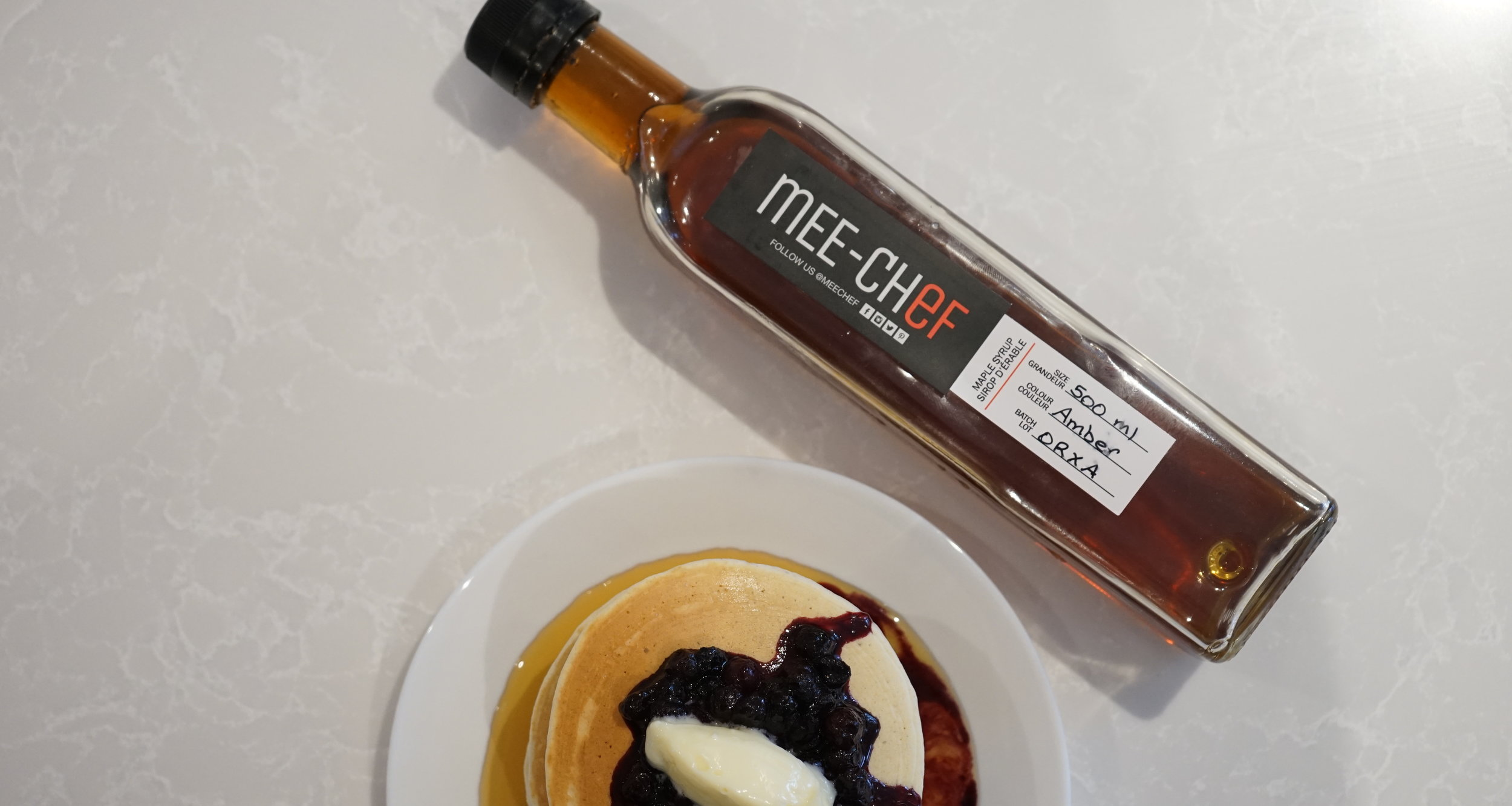 Maple Syrup.Canada's Claim to Fame. Made in Ontario. - Exclusive deal brought to you by Glengarry Farms.