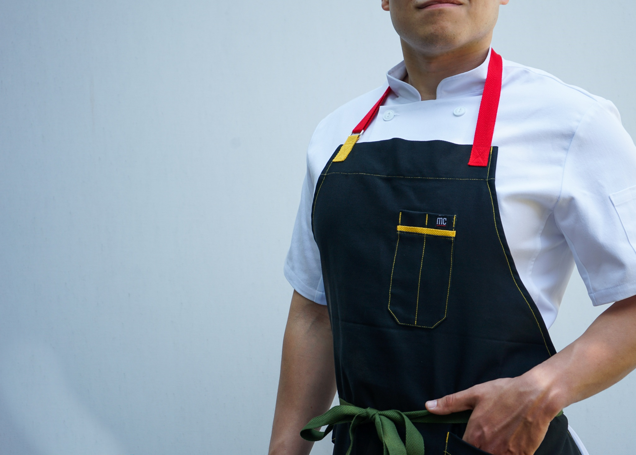 TrueDoe Apron. - Splash of style. Hint of hidden gems.Theres something for everyone.Black Never Goes Out of Style.