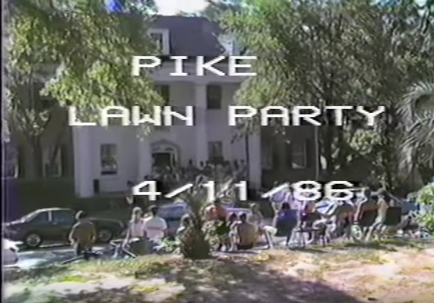 The Legendary Pike Lawn Party & Casino Night