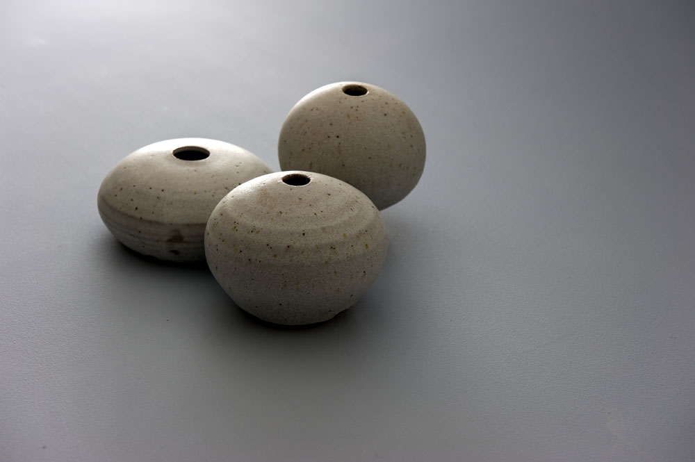 Pebble Stem Vases