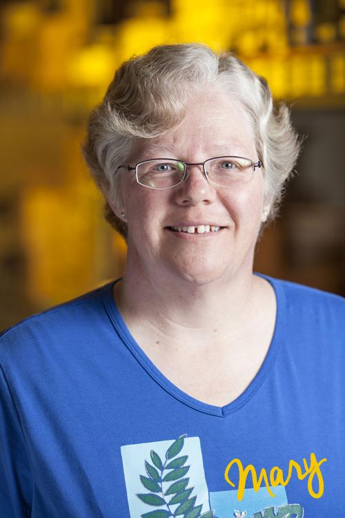 Mary Borns, Admin Assistant, Century Lighting Oregon