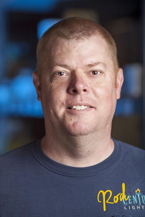 Rod Gardner, Project Manager, Century Lighting Oregon
