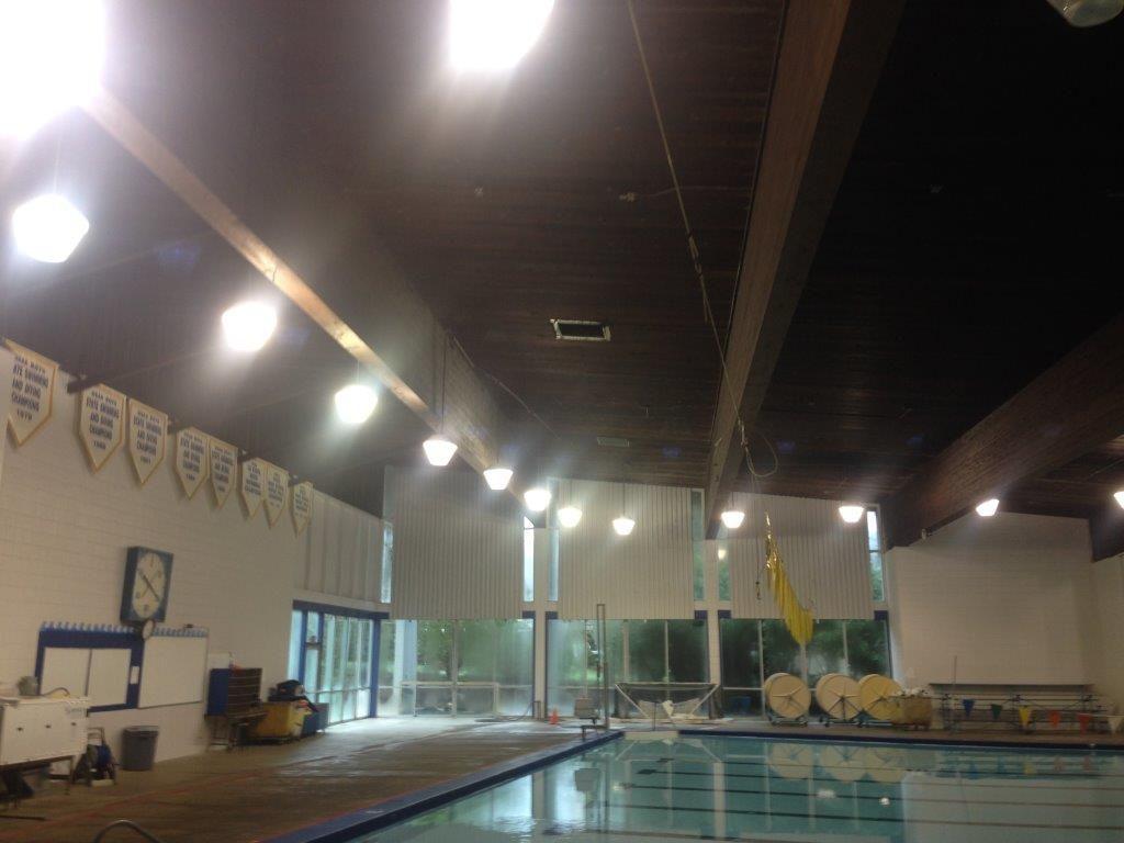 South Lane Pool BEFORE