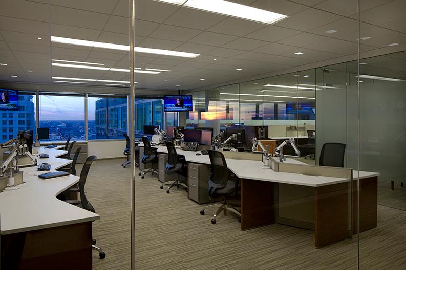worker productivity, human centric lighting, circadian lighting, lighting maintenance