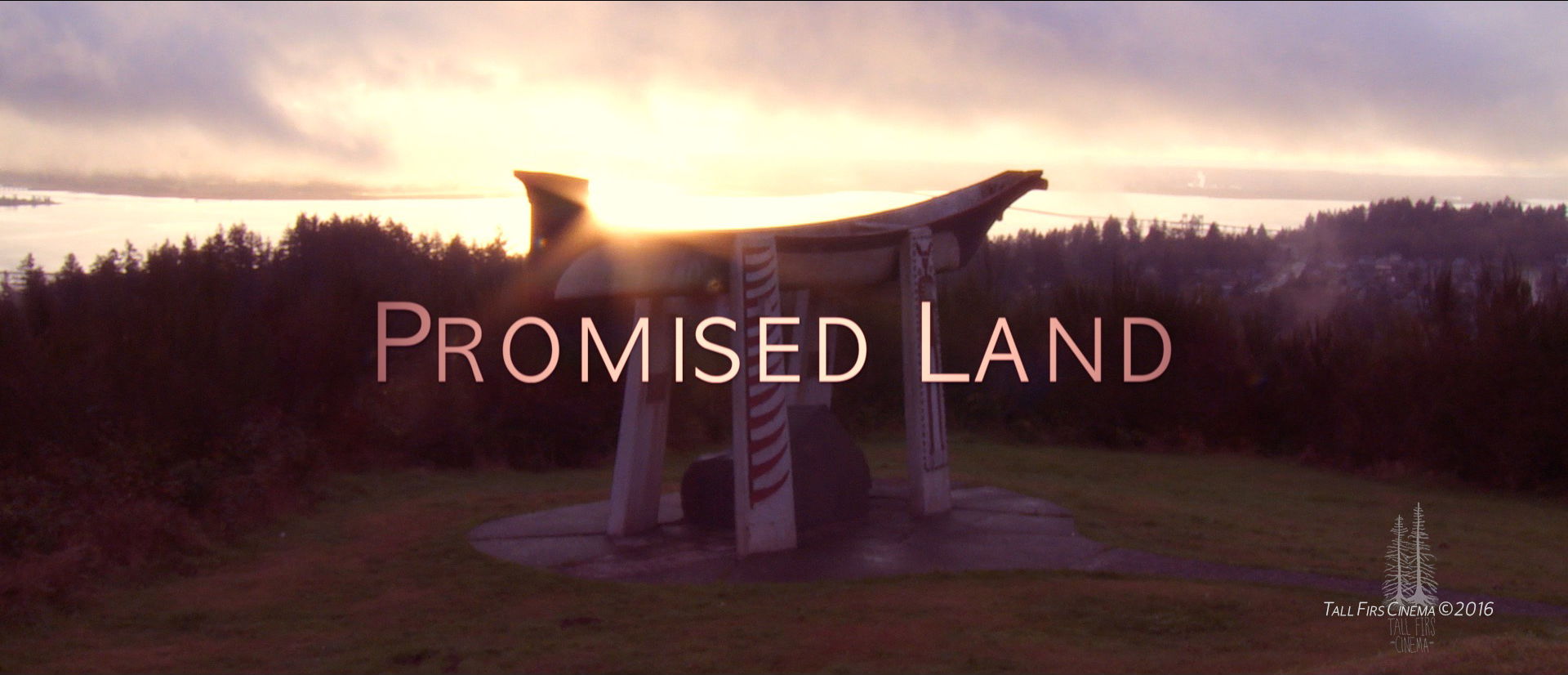 Social media banner for Tall Firs Cinema's   Promised Land