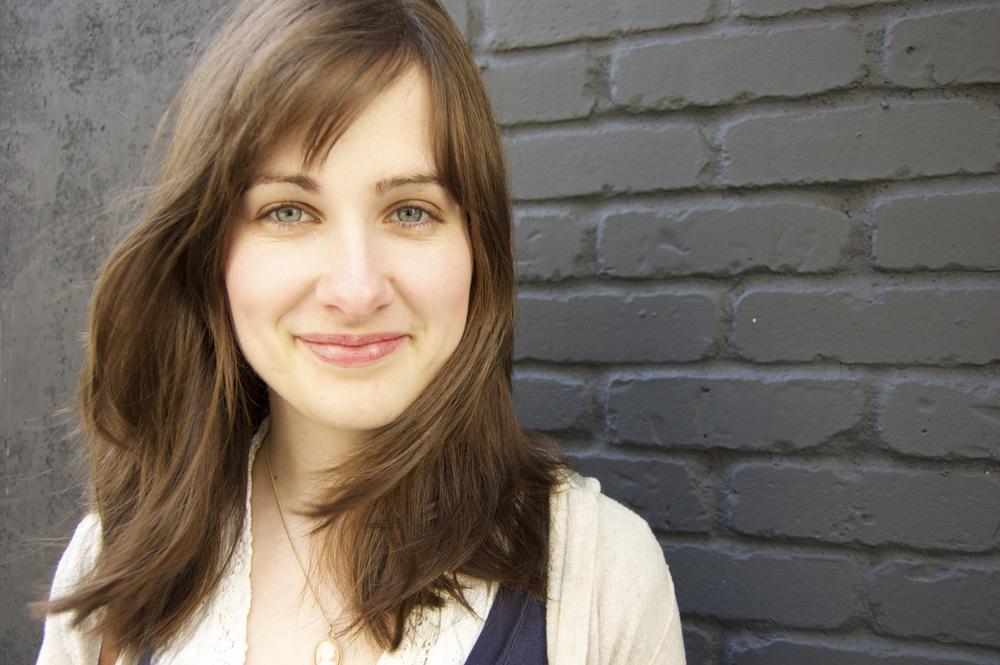 Headshot of author Claire Salcedo