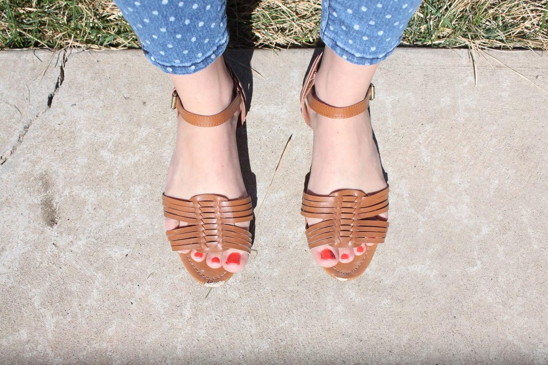 Sandals | A Dash of Salter