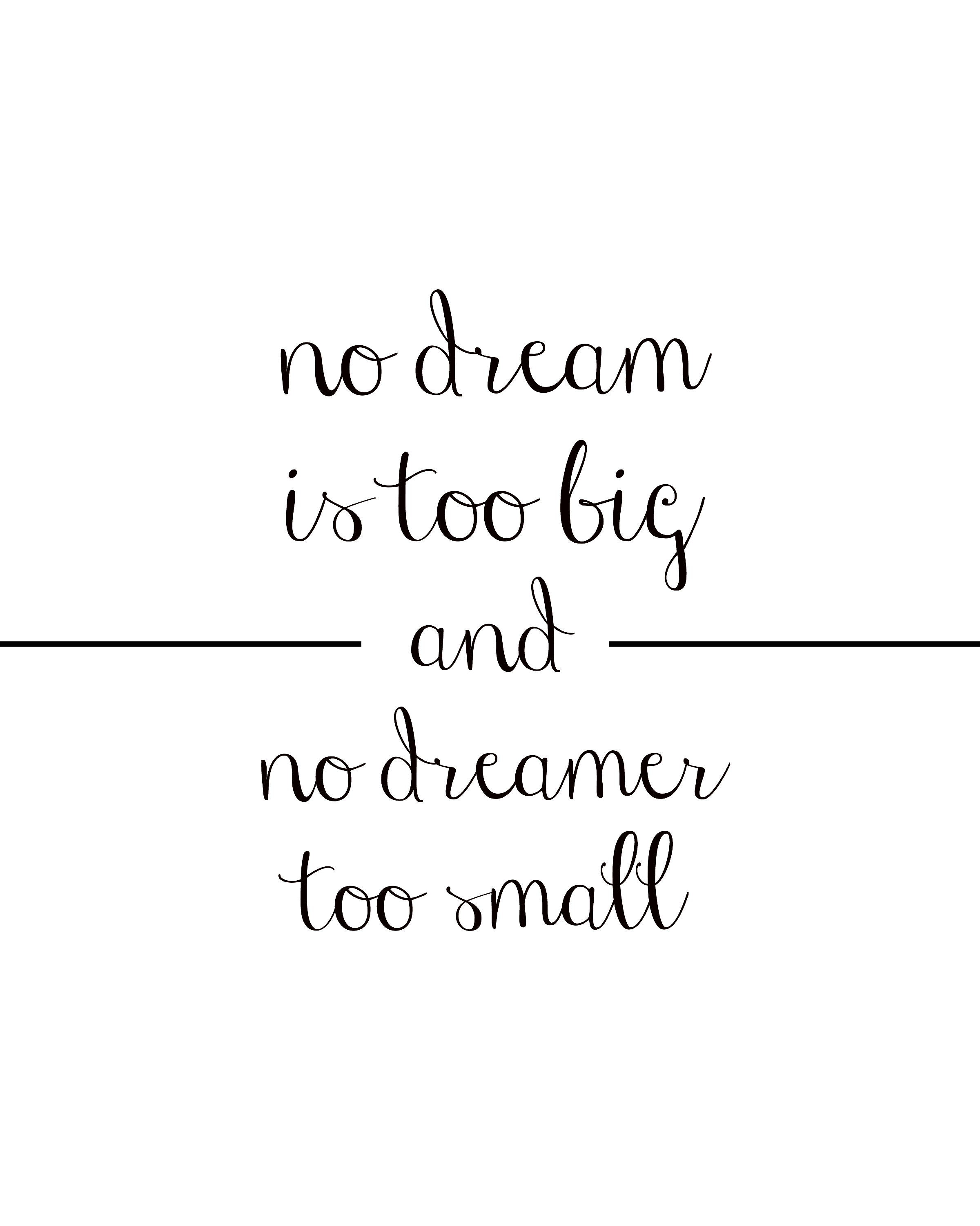 Motivation Monday || Dreamer