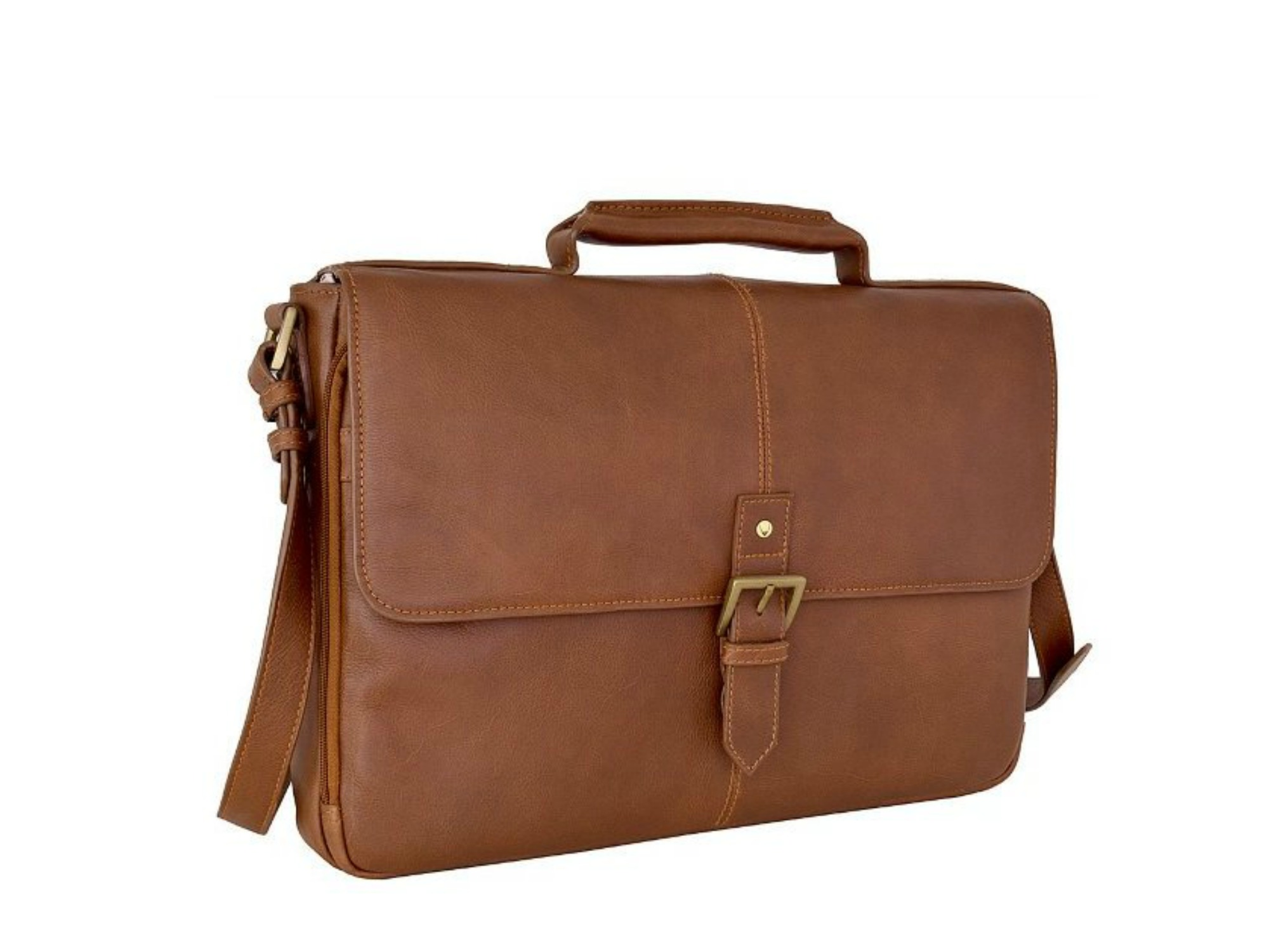 "Hidesign Charles Medium 15"" Laptop Compatible Briefcase"