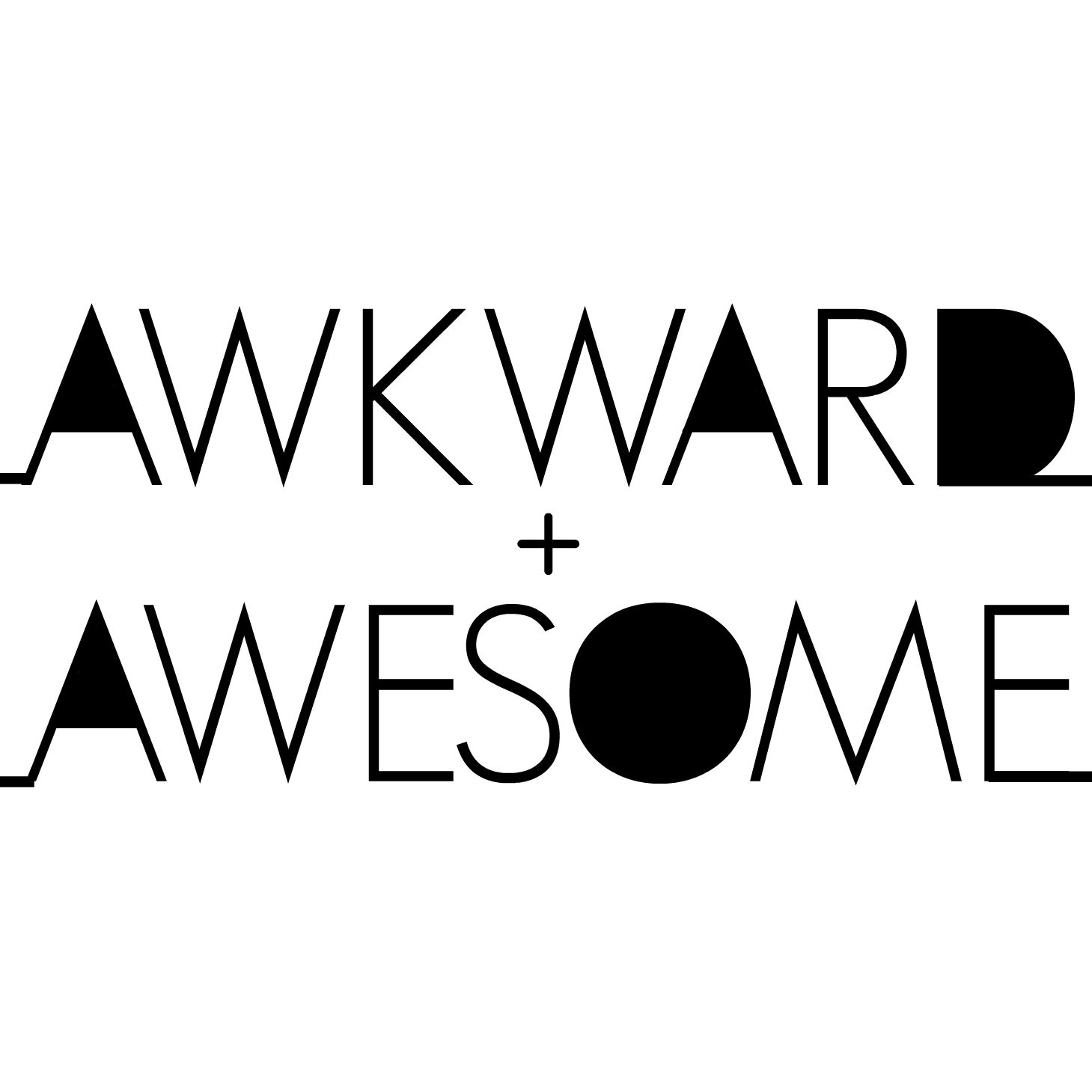 Awkward + Awesome || A Dash of Salter