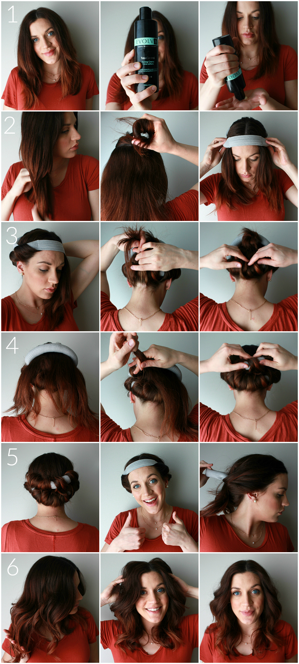 Pictorial || No Heat Waves with Savvy Curls || How to, tutorial, healthy hair