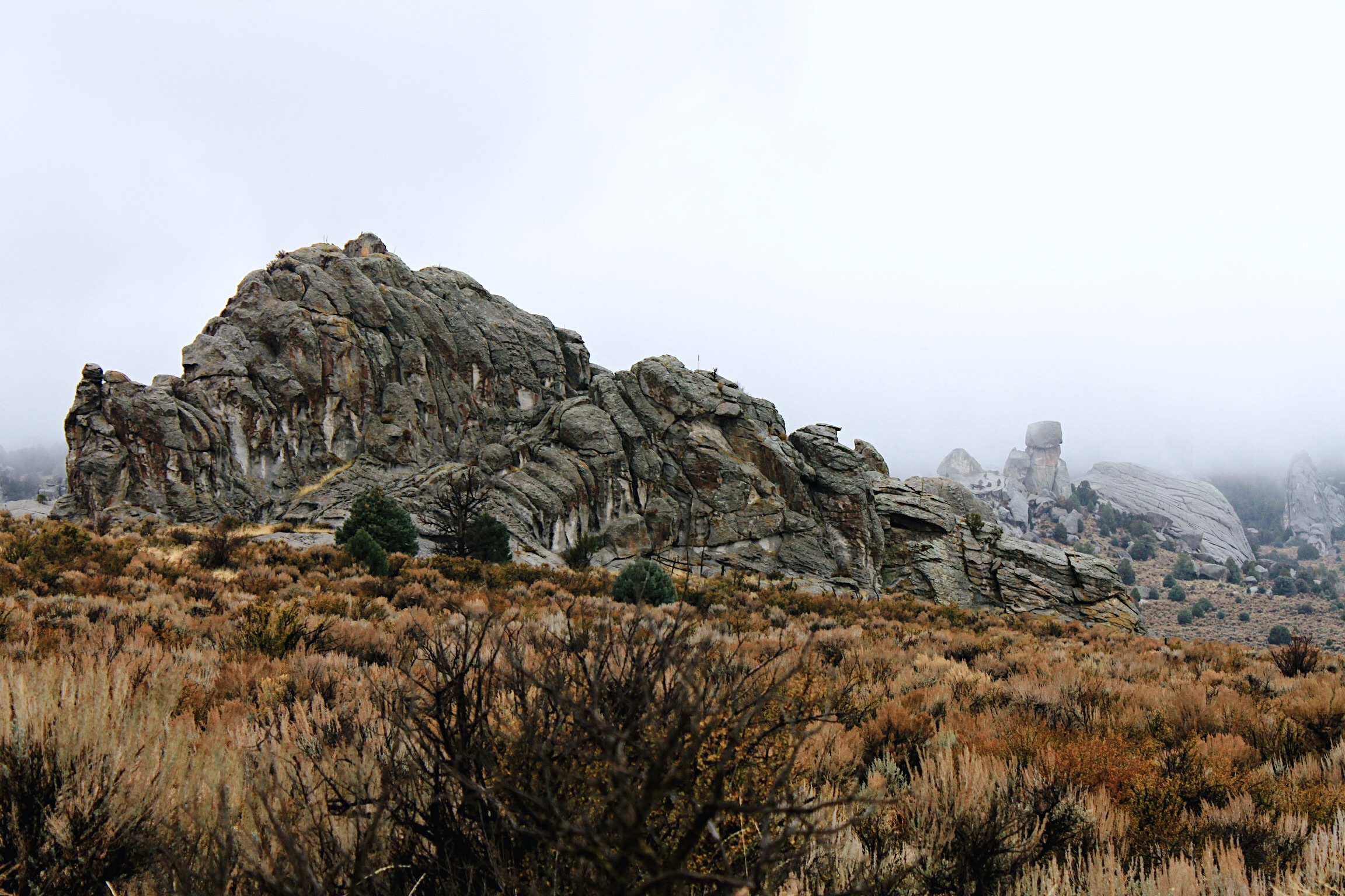 City of Rocks National Reserve || Malta, Idaho || beauty, nature, settlement, immigration, wonder, majestic