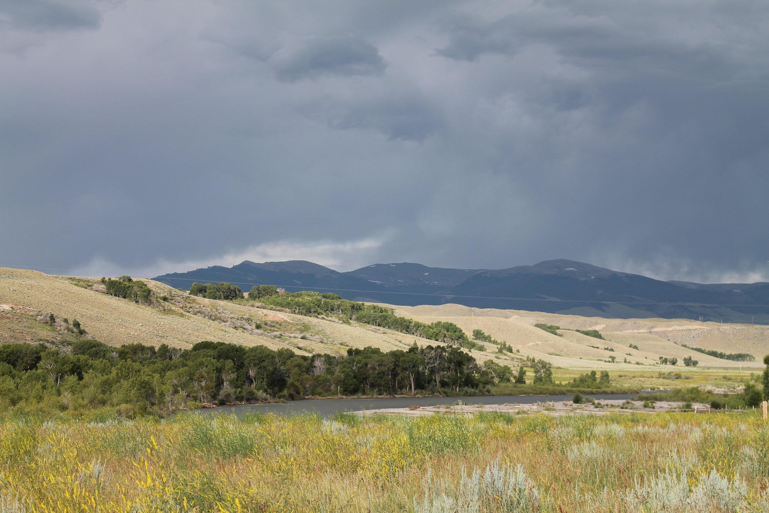 Wyoming - BERG - Frontier Zero