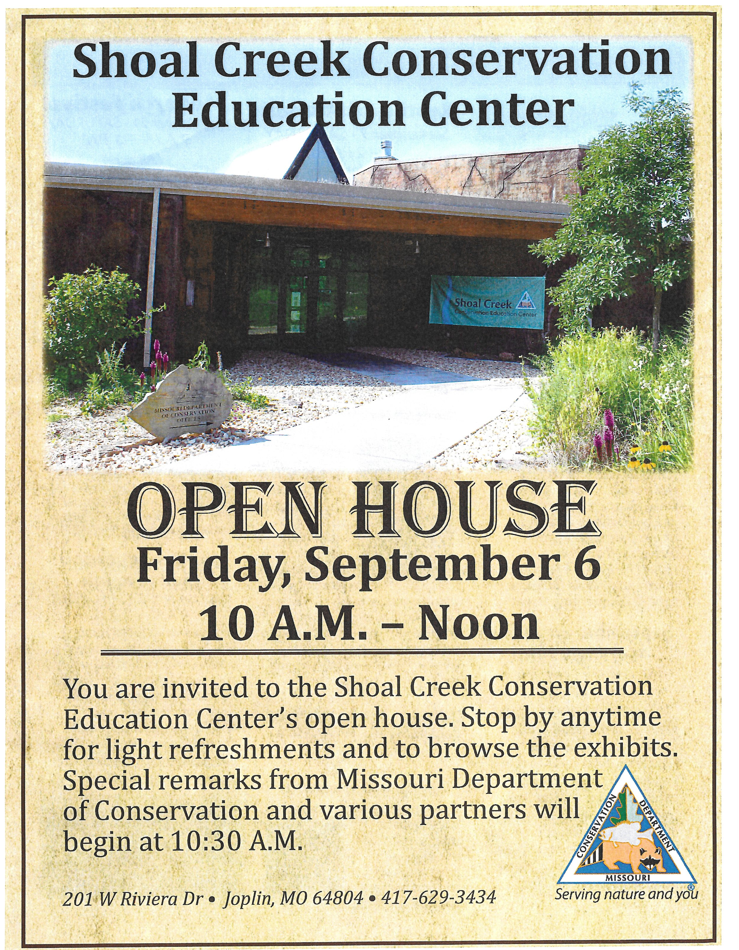 """""""The MDC team has worked hard getting this facility ready for re-opening and we hope the community will be pleased with all the indoor and outdoor enhancements of this one-of-a-kind conservation destination."""""""