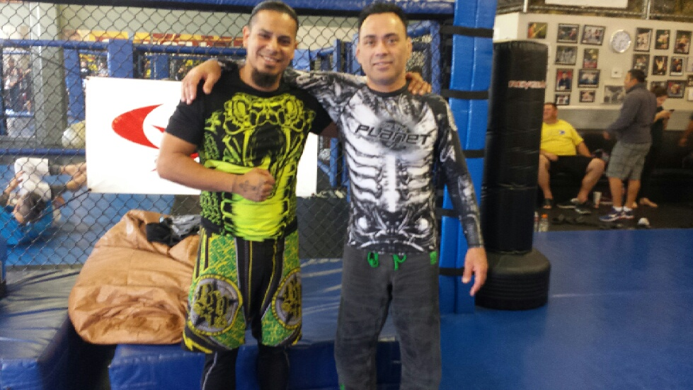 Sonny and Eddie Bravo