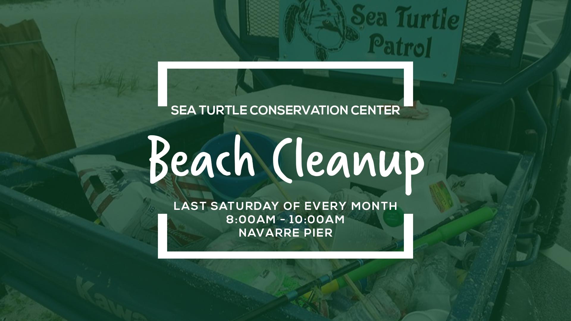 Help Us - Keep Navarre Beach Clean!