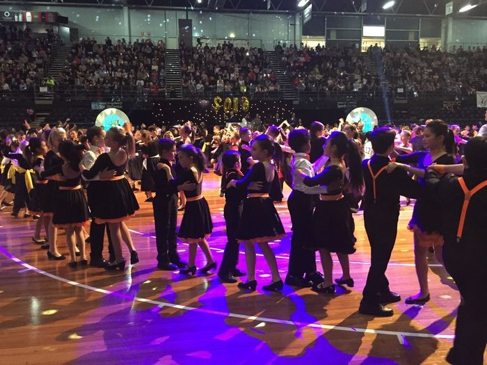 1.00pm - Student Dance Troupe Performance on the school main stage - Students will perform their award winning dance routines