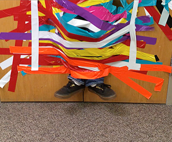1.30pm - Get ready to duct tape the Principal to the wall! - It's not often that students can duct tape their Principal to the wall and get away with it! Come along and join in this wacky fundraiser!