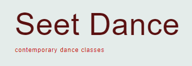 """""""An amazing dance school with the most dedicated, talented and passionate teacher. This is my daughter's 5th year with Seet Dance. I think that sums it up."""" Gayathri Mudaliar"""