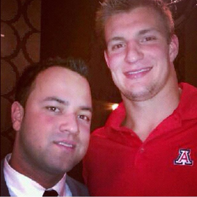 Thanks for the memories @gronk! Best TE evah khed, went out on top 🏆
