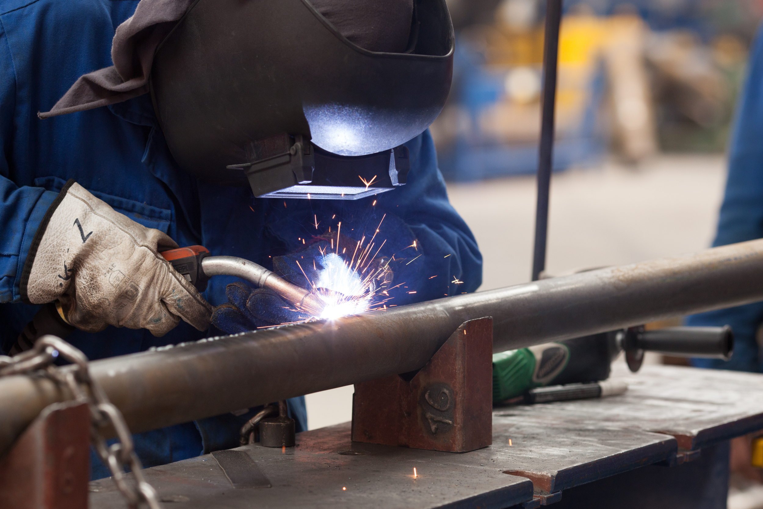 Our certified welders are proficient in MIG welding. Custom welding projects are our specialty