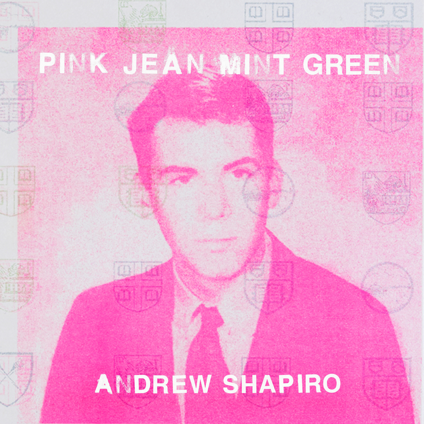NEW: Pink Jean Mint Green - Release June 24, 2016 Audio CD  $15.00