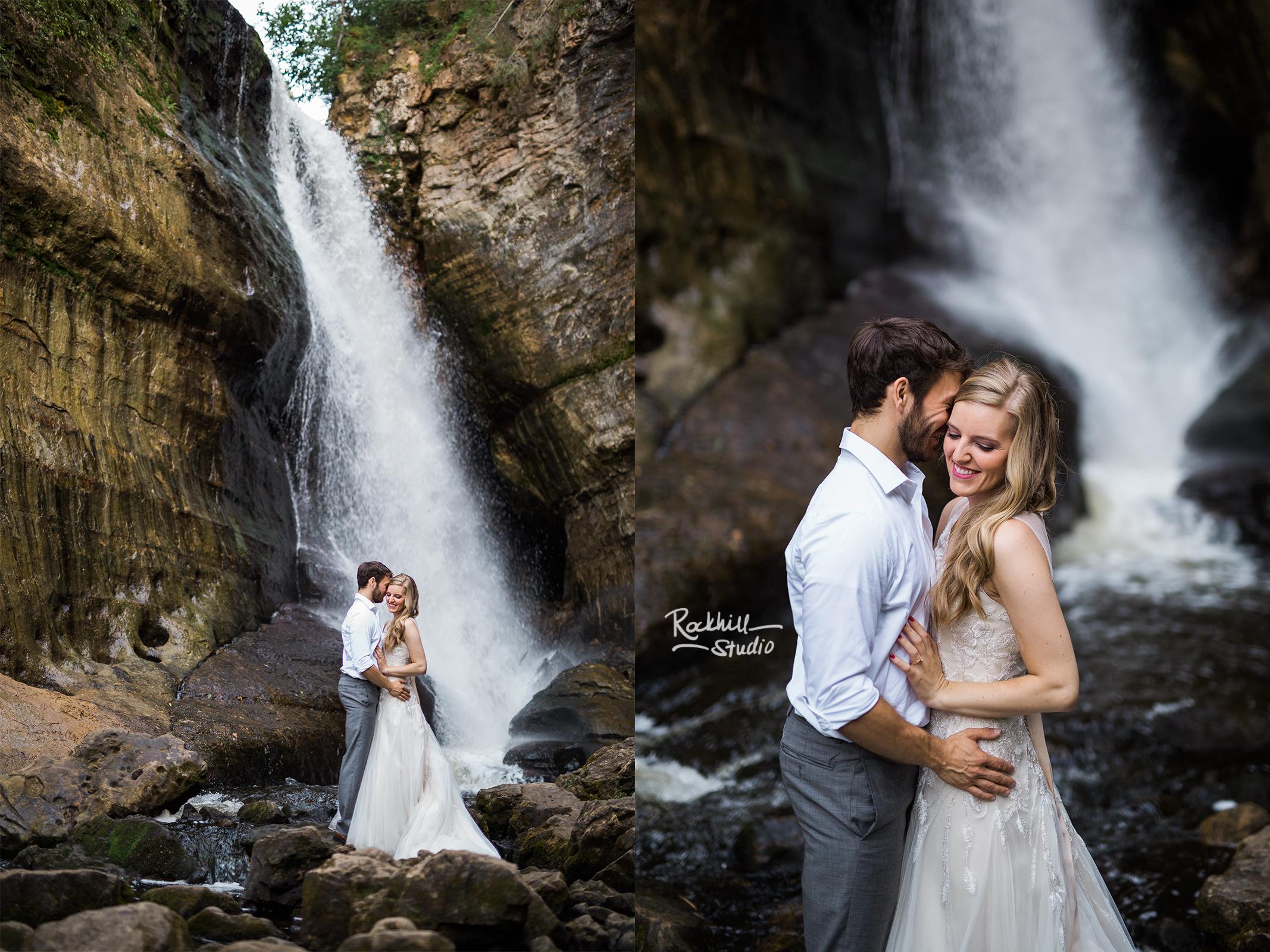 Northern Michigan Wedding Photographer Upper Peninsula Rockhill Studio Traverse City Marquette Michigan