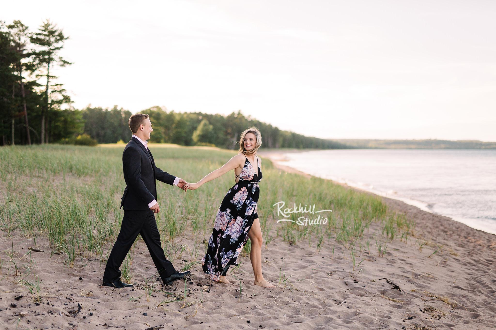 Traverse City Michigan Wedding Photography Rockhill Studio