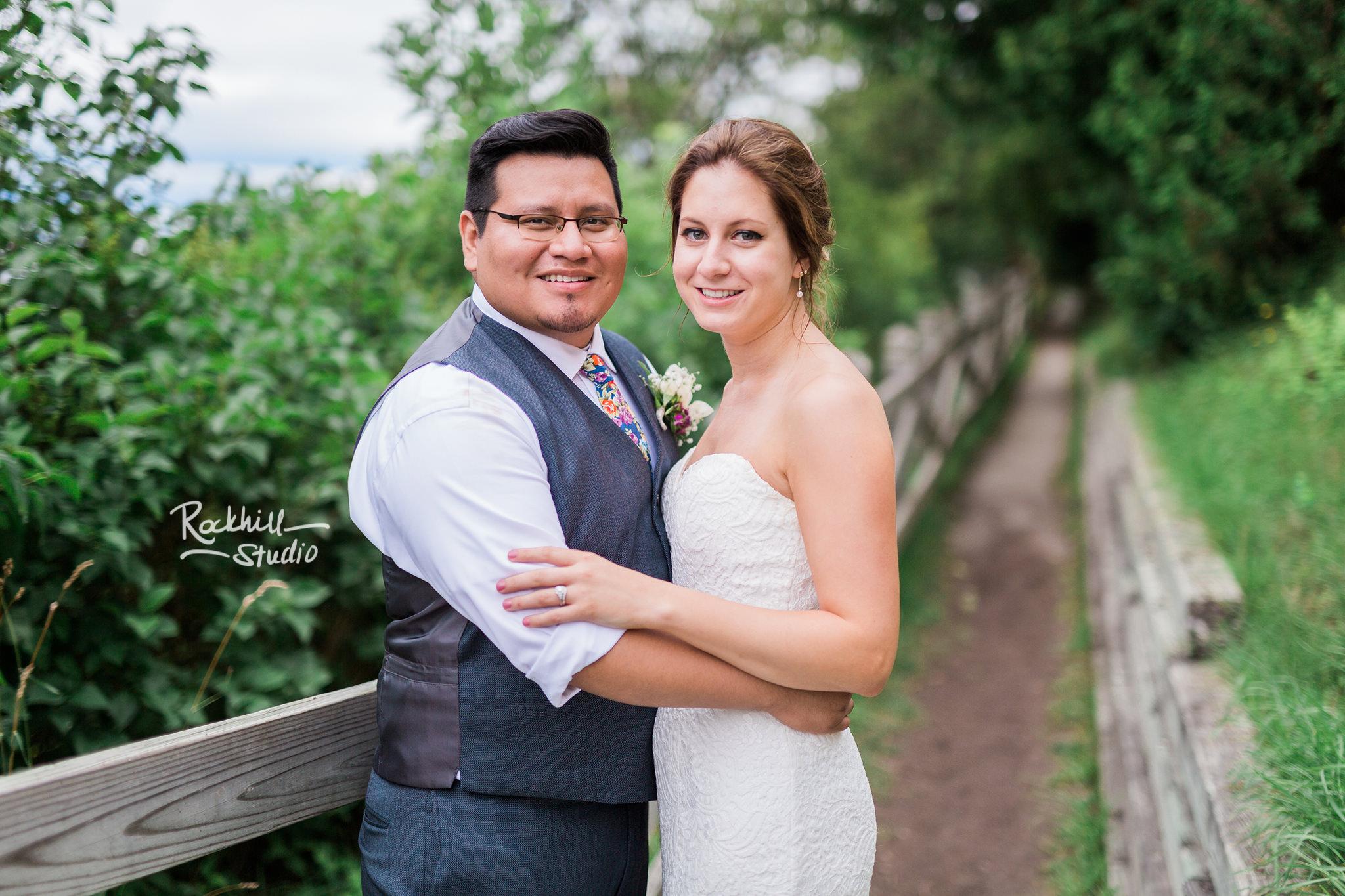 Mackinac Island Wedding, Traverse City wedding photographer Rockhill Studio, Inn at Stonecliffe