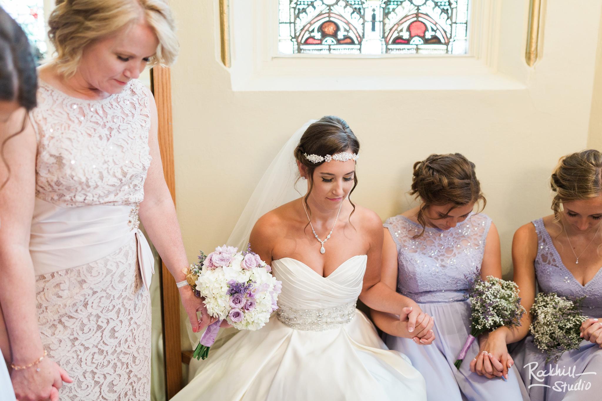 Grand rapids church wedding, traverse city wedding photographer Rockhill Studio